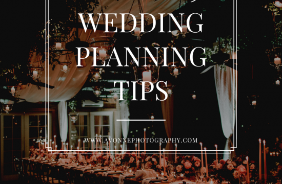 wedding planning tips during a pandemic